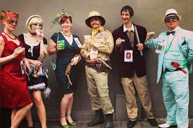 Halloween Costume Friends 8 Awesome Group Halloween Costumes Friends Gurl