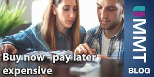 buy now pay later catalogue debt is expensive money