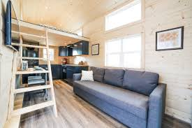 tiny dream home on wheels with two sleeping lofts idesignarch