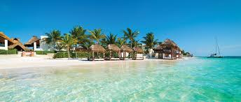 azul beach hotel mexico official site family resort karisma hotels