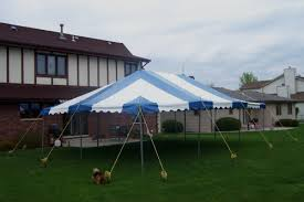 party tent rental backyard party tent in lincoln ne