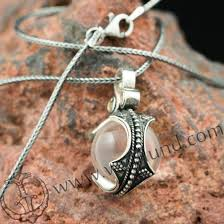 silver crystal ball necklace images Viking crystal ball pendant gotland silver jpg