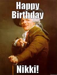 Happy Birthday Gym Meme - happy birthday quickmeme