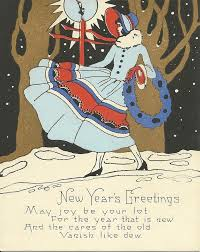 new years card greetings 188 best vintage greeting and postcards images on