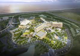 news launch date set for south korea u0027s us 1 7bn resort work has