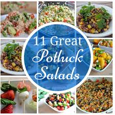 potluck salad 11 great salads to take to a potluck