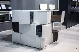 Innovative Kitchen Designs Kitchens Innovative Kitchen Storage Unit In White From Rempp