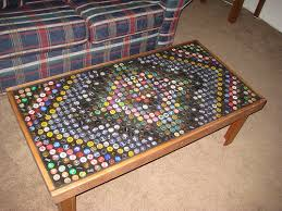 beer cap table top beer cap table snap cap