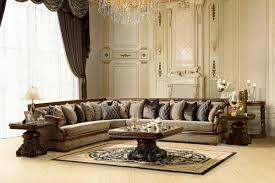 Luxurious Living Room Furniture Living Room Luxury Silver Grey Oak European Style Living Room