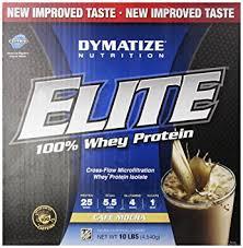 Dymatize Elite Whey 10 Lbs dymatize elite elite whey cafe mocha 10 lbs 4 540 g co