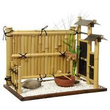 Mini Zen Rock Garden Furniture Zen Mini Rock Garden Reviews Wayfair