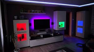 Wohnzimmer Heimkino Ideen Led Ideen Herrliche Auf Wohnzimmer Auch Led 2