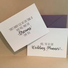 help me plan my wedding you be my wedding planner coordinator card cards