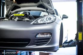 Porsche Panamera Custom - custom exhaust archives solo motorsports