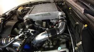nissan 3l zd30 turbo outlet to intercooler modification youtube