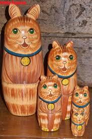 135 best матрёшка кошка images on pinterest 4 h cat art and