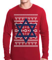 hanukkah t shirt hanukkah sweater thermal shirt