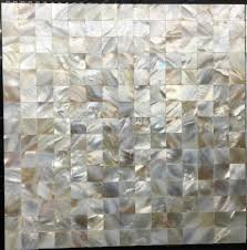 Wall Panels For Kitchen Backsplash by Lsbk02 Shell Mosaic Bathroom Designs Mother Of Pearl Mosaic Tiles
