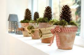 Pine Cone Home Decor Winter Decorations How To Decorate The House Pine Cones Ideas