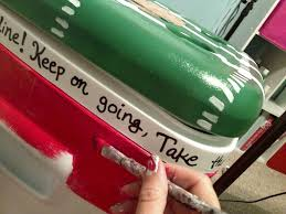 Painting 101 Basics Diy by Tailgate Tuesday Painted Cooler Tutorial