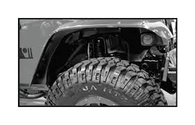 how to install rugged ridge a t flat fender flare kit w liners