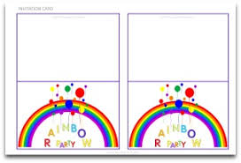 rainbow party decorations fun diy parties and themes