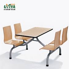 Tables And Chairs Wholesale Cafeteria Tables And Chairs Fast Food Kfc Bentwood Dinette