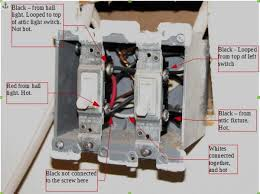 how to install a double light switch double light switch wiring d need help adding existing please 1 fine