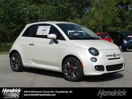 fiat 500 hatchback fiat 500 for sale in fayetteville fiat dealer near raleigh