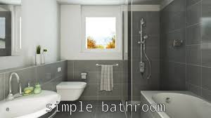 Simple Minimalist Bathroom Interior Design Apinfectologia - Bathroom minimalist design