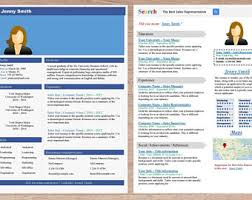 Facebook Resume Template Facebook Resume Template 81 Awesome Resume Templates For Word