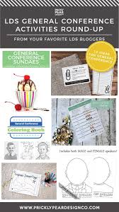 best 20 general conference activities for kids ideas on pinterest