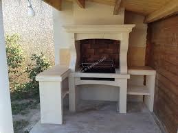 amenagement cuisine d ete aménagement cuisine d été en et granit cheminée en à