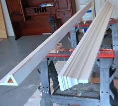 Free Woodworking Plans Floating Shelves by Ana White Crown Ledges Diy Projects