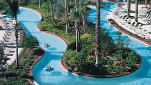 hotels river or hotel with lazy river in orlando omni orlando resort