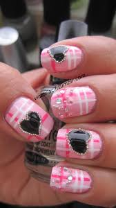 110 best pink nail designs images on pinterest make up pretty