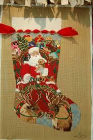 39 best needlepoint christmas stockings images on pinterest