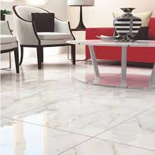floor and decor ceramic tile carrara white high gloss ceramic tile 24in x 24in 100128834
