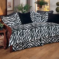 Fitted Daybed Cover Amazon Com Kimlor Mills Karin Maki Zebra Daybed Ensemble Cover