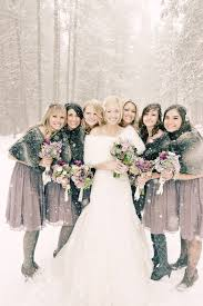 fur shawls for bridesmaids picture of brown midi dresses with brown faux fur stoles tights