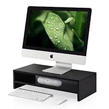 rehausseur ordinateur bureau fitueyes support pour réhausseur ordinateur pour ecran pc