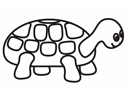 turtle parking coloring pages