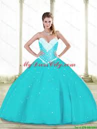 floor length detachable quinceanera dresses with beading and ruffles