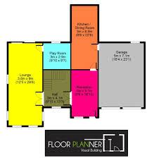 Floorplaner by Visual Floor Planner 2 0 Amazon Co Uk Software