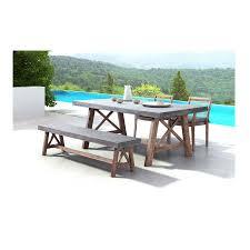 fox modern dining table eurway modern furniture