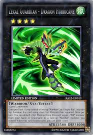 zexal guardian dragon hurricane by kai1411 on deviantart
