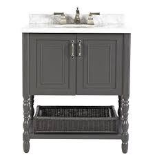 home decorators collection karlie 30 in w x 22 in d bath vanity
