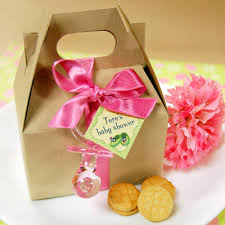 cookie box favors baby shower cookie box ideas by beau coup