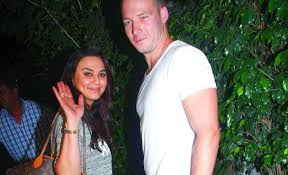 Reports  Preity Zinta dating South African cricketer David Miller