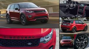 discovery land rover 2016 land rover discovery sport dynamic 2016 pictures information